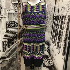 Sandra Darren Vibrant Dress size 14